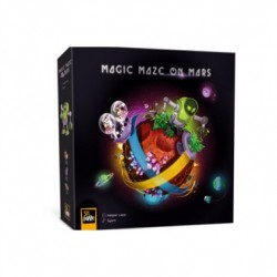 Magic Maze on Mars 8+ 1-6J 15'