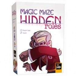 Magic Maze ext. Hidden...