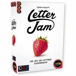 Letter Jam 10+ 2-6J 45'