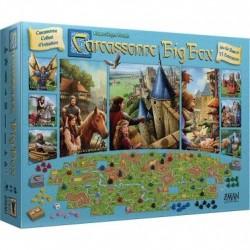 Carcassonne Big box 7+ 2-6J...