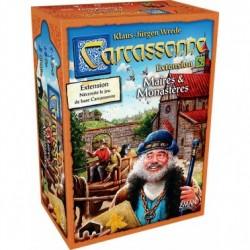 Carcassonne ext. 5 Maire &...