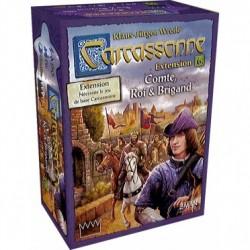 Carcassonne ext. 6 Comte,...