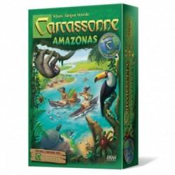 Carcassonne Amazonas 8+...