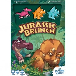 Jurassic Brunch 7+ 2J 15'