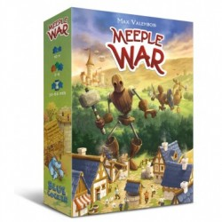 Meeple War 10+ 2-4J 60'