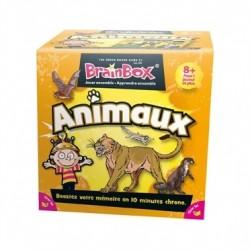 Brainbox Animaux 8+