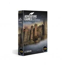 Adventure Games - Le Donjon...