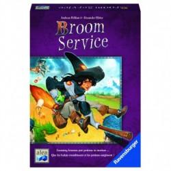 Broom Service 10+ 2-5J 75'