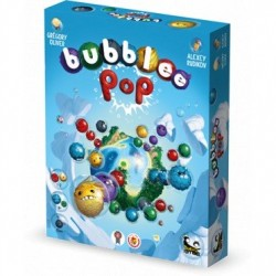 BUBBLEE POP 1-2J 8+ 30'