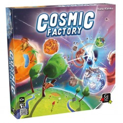 Cosmic Factory 10+ 2-6J 30'