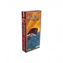 DIXIT 2 EXT.QUEST 82 CARTES