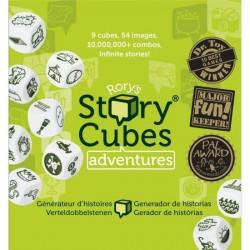 STORY CUBES ADVENTURES 9DES...