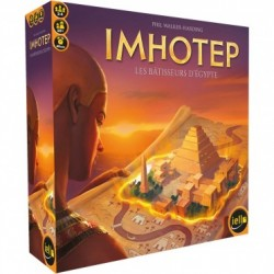 Imhotep 10+ 2-4J 40'
