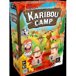 KARIBOU CAMP 3-7J 8+ 20'
