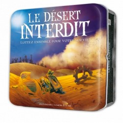 Le Désert Interdit 10+ 2-5J...
