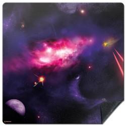 Tapis Deep Planet 92x92cm