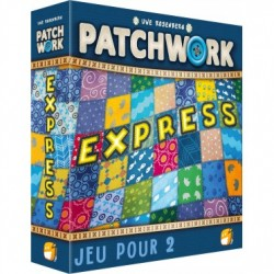 Patchwork Express 6+ 2J 10'