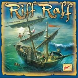 Riff Raff 8+ 2-4J 30'