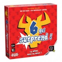 6 Qui Surprend 10+ 2-10J 45'
