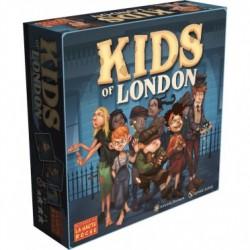 KIDS OF LONDON 2-5J 8+ 10'