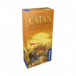 CATAN EXT.VILLES ET...