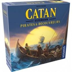 CATAN EXT.PIRATES ET...