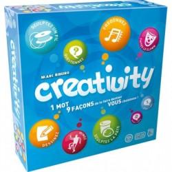Creativity 12+ 2-8J 30'