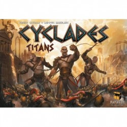CYCLADES EXT.2 TITANS