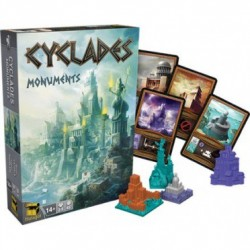 CYCLADES EXT.3 MONUMENTS...
