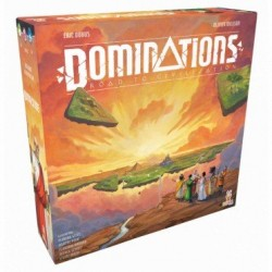Dominations 13+ 2-4J 160'