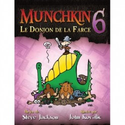 Munchkin 6 Le donjon de la...