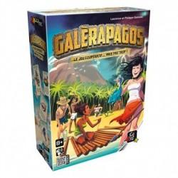 GALERAPAGOS 2-12J 10+ 20'