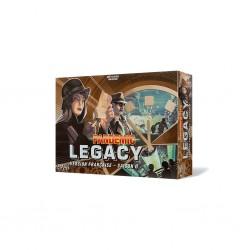 Pandemic Legacy Saison 0...