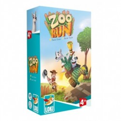 Zoo Run 4+ 1-5J 10'