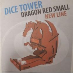 Tour à Dés Dragon Rouge S...