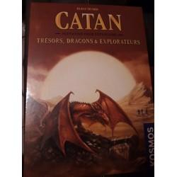 Catan ext. Trésors, Dragons...
