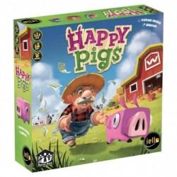 HAPPY PIGS 2-6J 10+ 40'