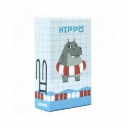 Hippo 6+ 2-4J 15'