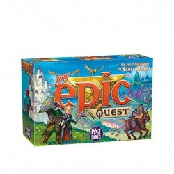 Tiny Epic Quest 14+ 1-4J 60'